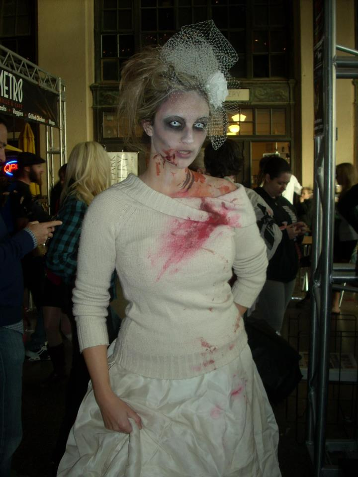 Zombie Chic at Asbury Park, NJ