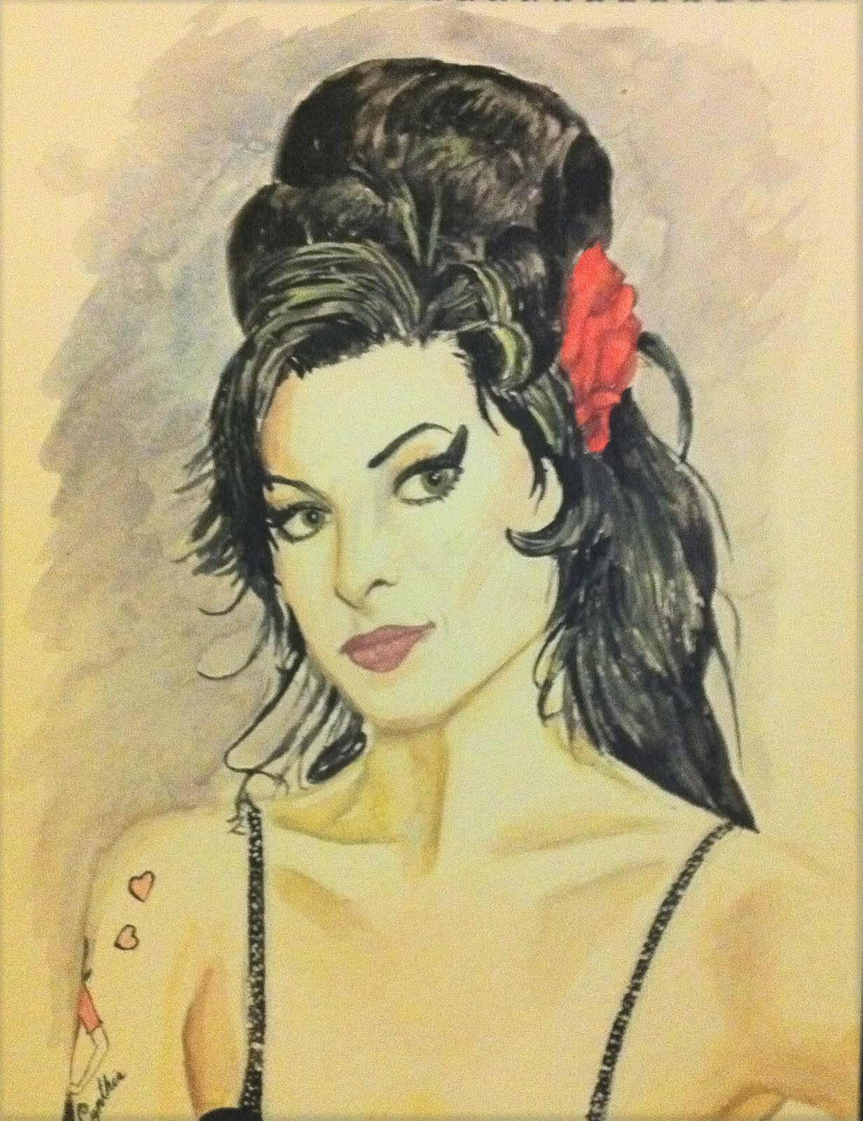 Amy Winehouse: Before