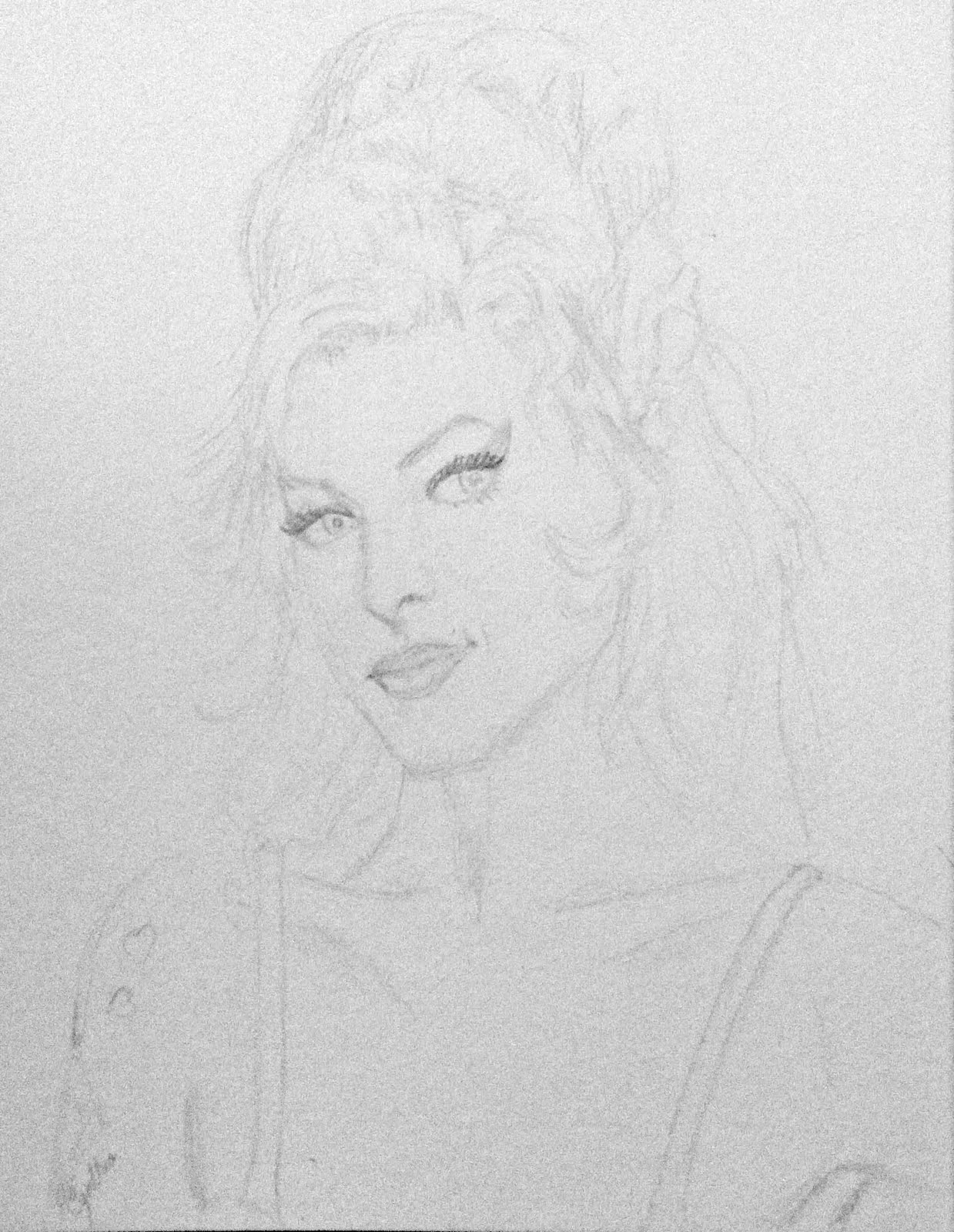R.I.P. Amy Winehouse (work in progress)