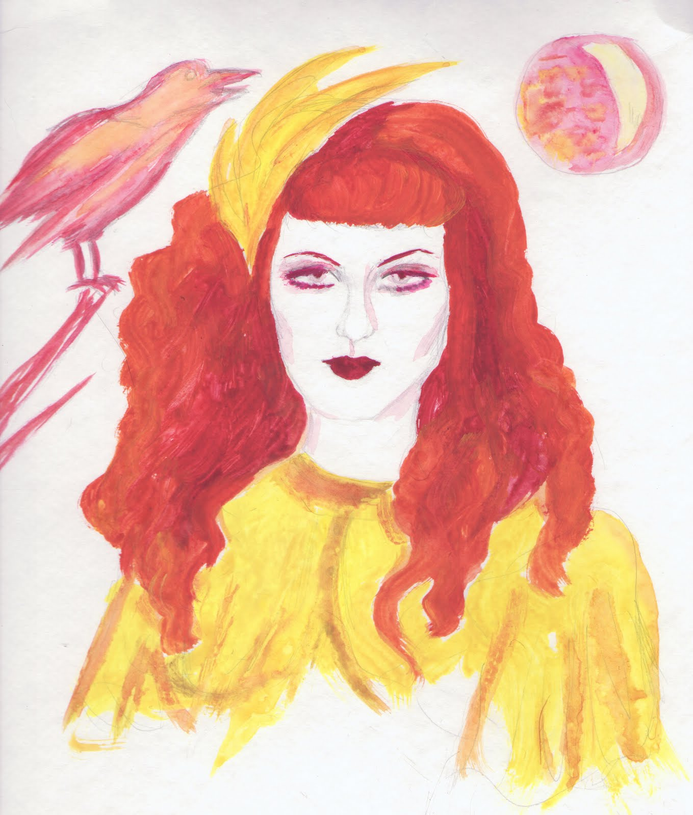 Featured Muse: Karen Elson