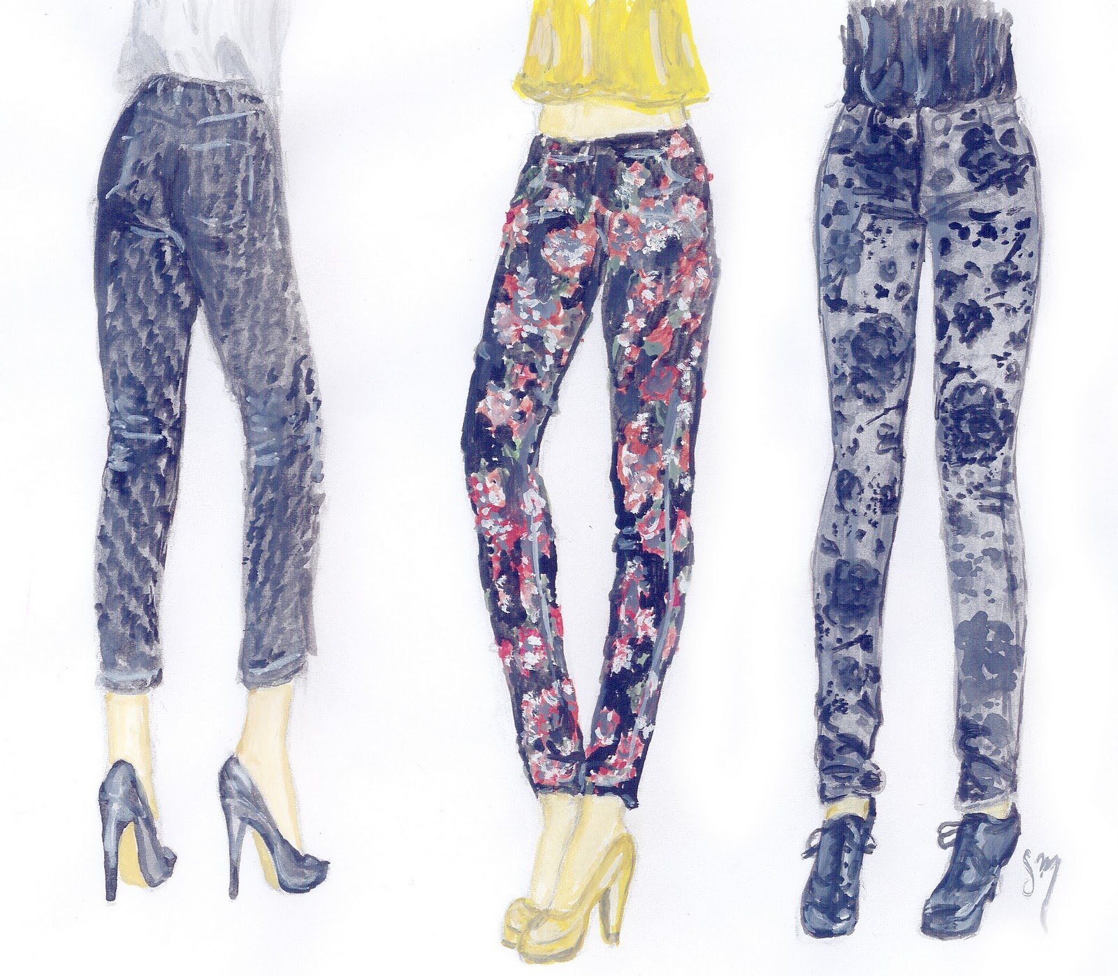 I Dream of Jeans… in Dark Patterns