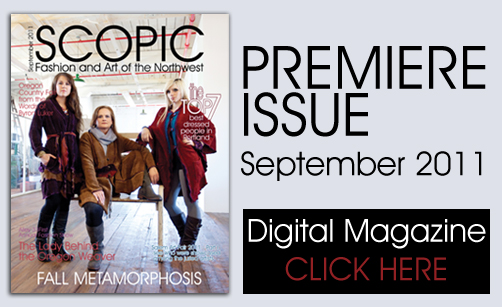 Featured in Scopic mag