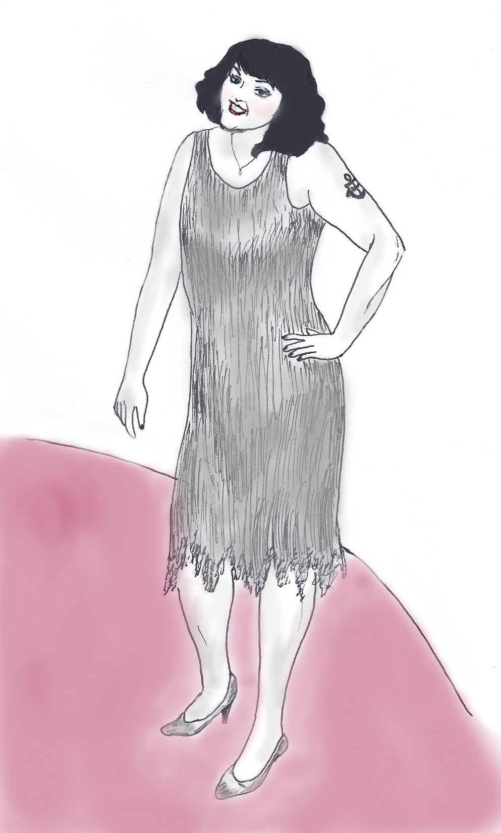 Beth Ditto, Punk Rock Flapper