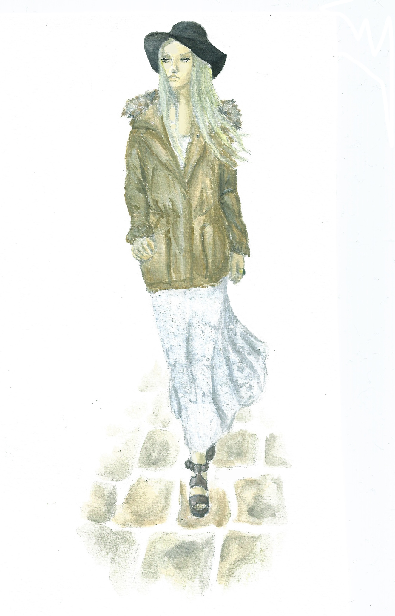 A Walk in the Parka