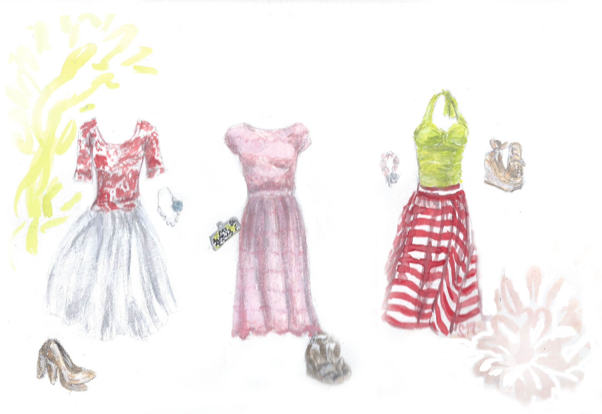 A Few Spring/Summer Looks from Shabby Apple (Plus Shabby Apple Giveaway)