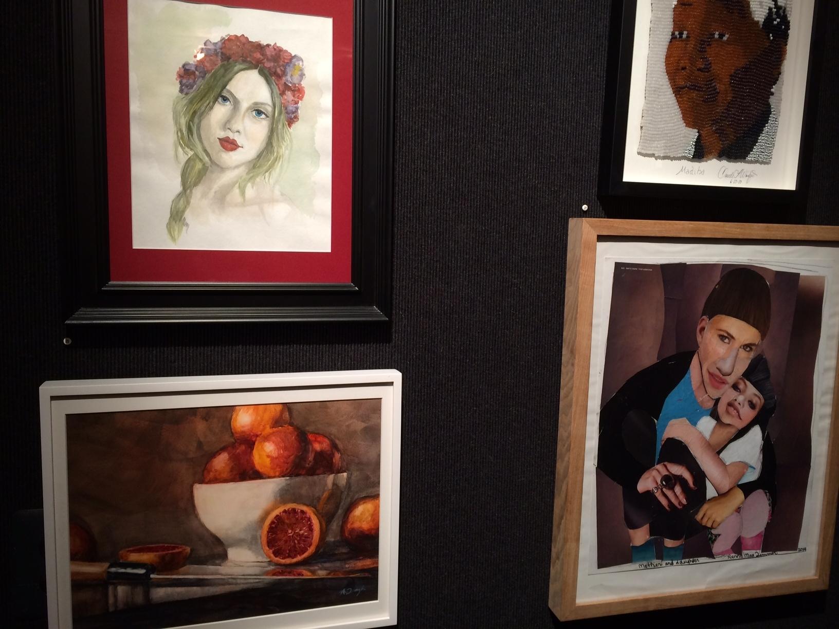 Gramercy Neighborhood Associates Art Show at the National Arts Club