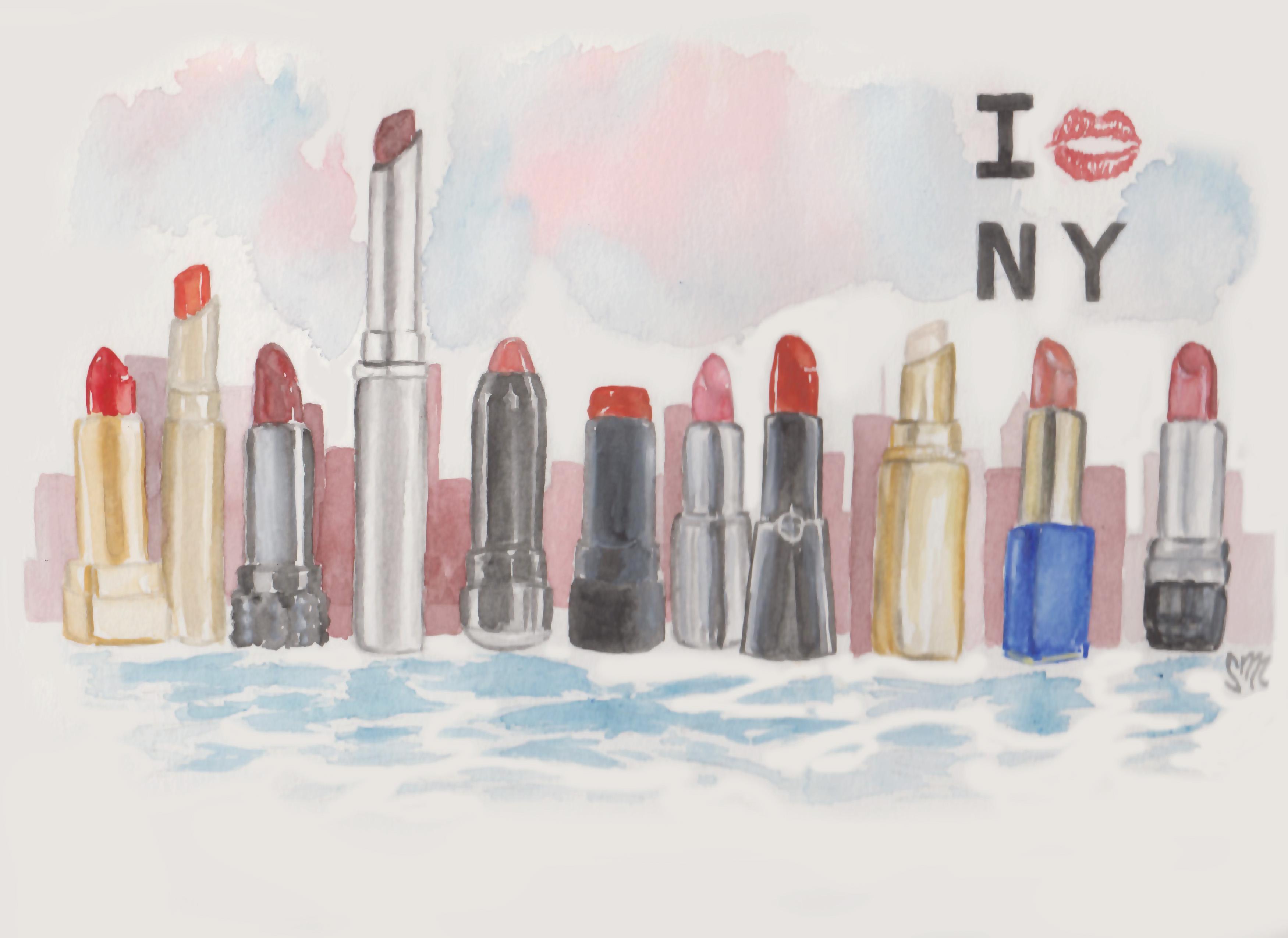 Lipstick City