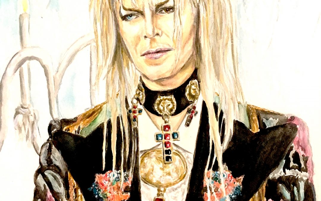 Goblin King Does Gucci Cruise 2019